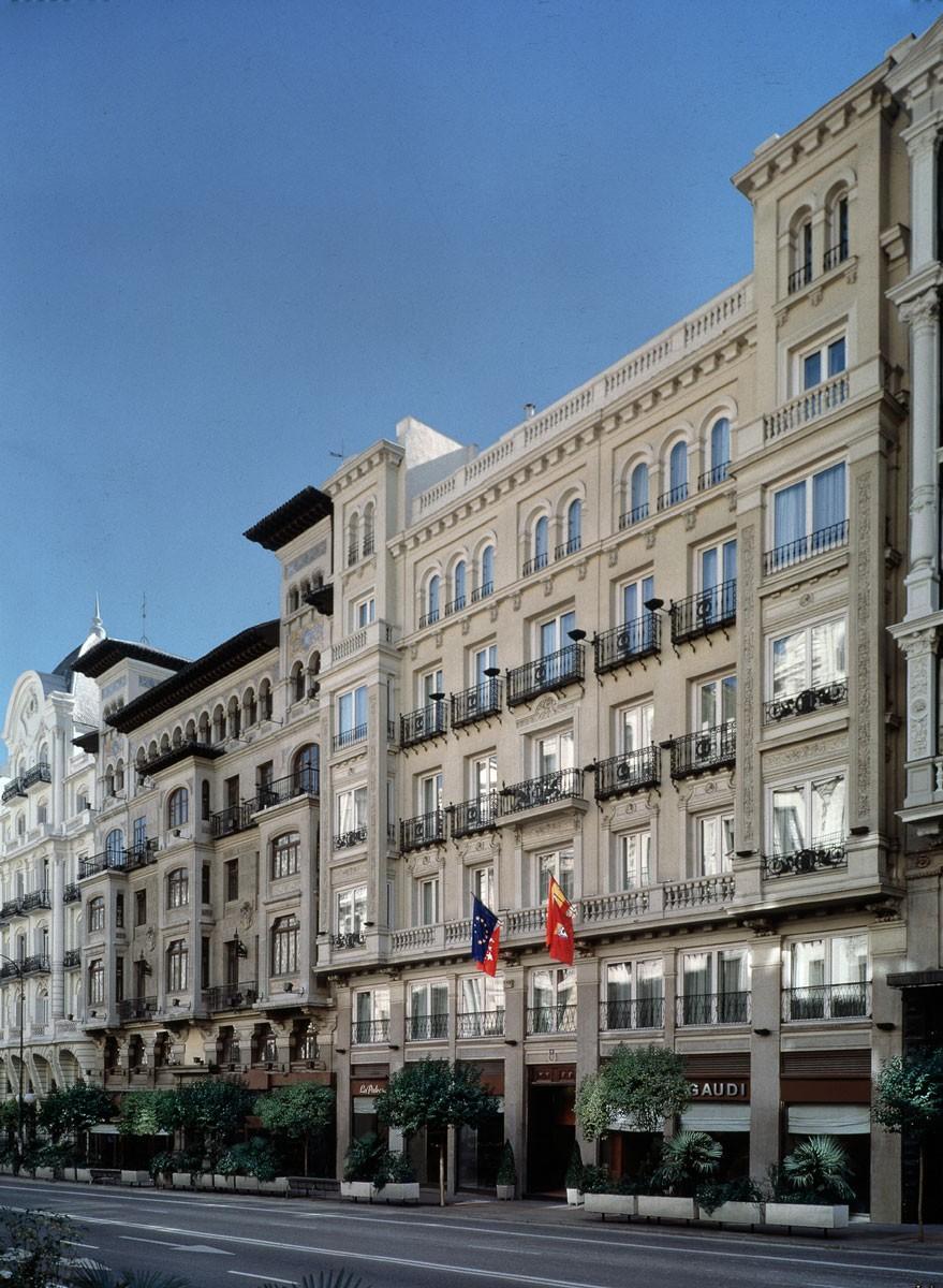 Hotel Catalonia Gran V A Hotel Madrid